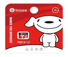 Thẻ nhớ Biaze 32GB